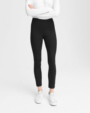 Simone pant - equestrian stretch | Slim fit cropped pant | Rag &